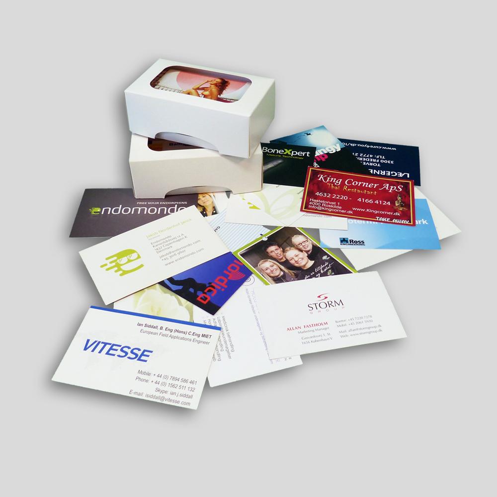 Business cards and printing services | Baltijos kopija