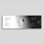 Bilietas su perforacija