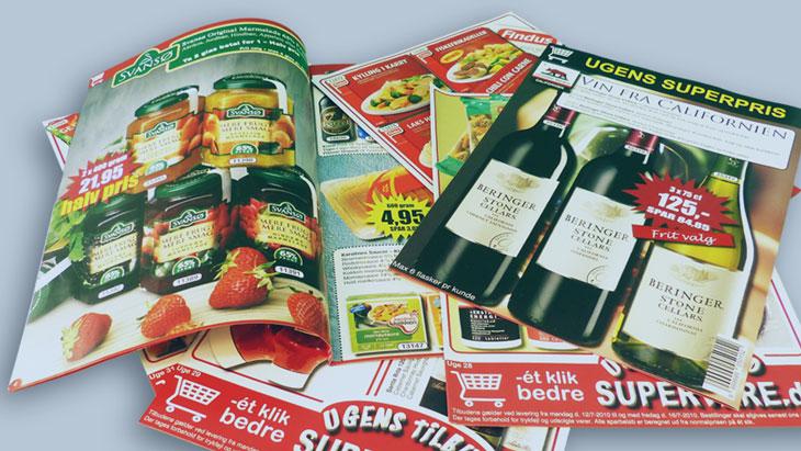 Greitas reklaminių bukletų spausdinimas